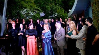 Концертът е този петък в двора на експозиционен център Флора. Снимка Държавна опера - Бургас