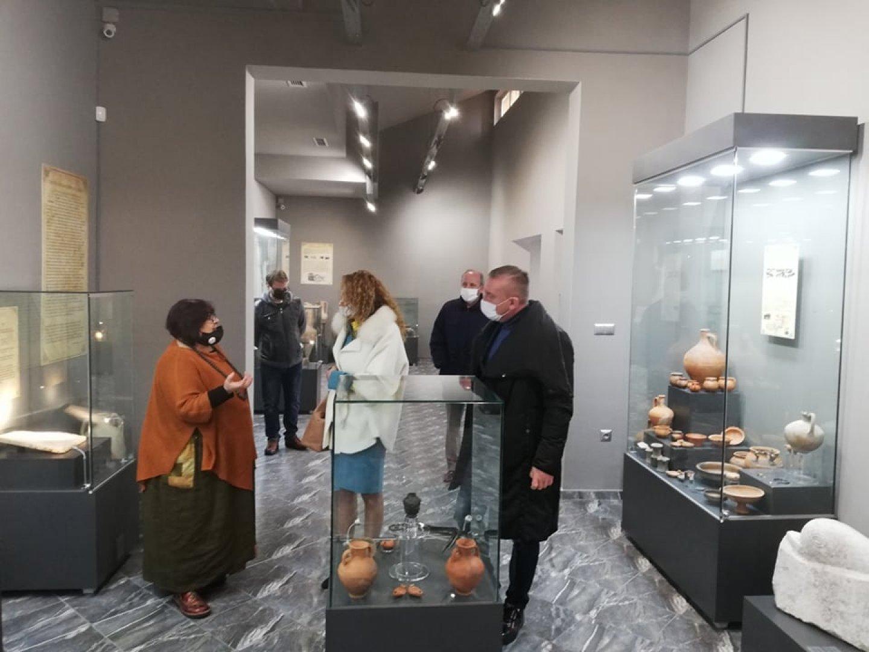 Кандидат-депутатите посетиха община Средец