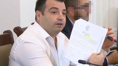 Съветникът от СЕК Константин Бачийски взе участие в заседанието на комисията. Снимки ОЗБГ