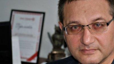 Д-р Хубчев загуби 15 дневната битка с корона вируса. Снимка УМБАЛ Дева Мария
