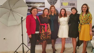Бургаската структура на Жени ГЕРБ участва активно в организацията на форума