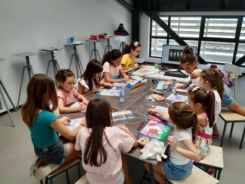 Академията ще се проведе в периода от 5-ти до 24-ти юли. Снимка Архив НХА - филиал Бургас