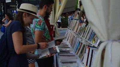 Алеята на книгата ще се проведе през август във Варна