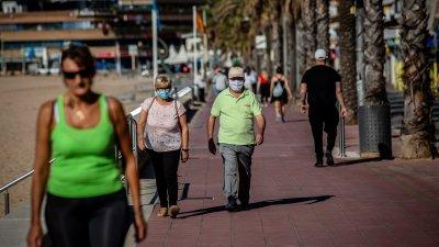 България не е рискова страна за Испания и влизането става безпроблемно. Снимка Angel Garcia/Bloomberg