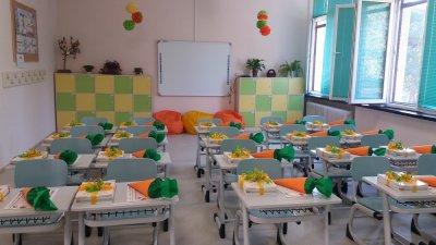Така изглеждат класните стаи, които посрещнаха първокласниците през септември 2019 г. Снимка Архив