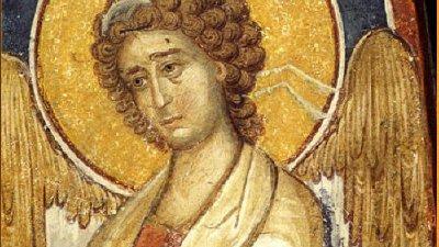 Той се явил на светата праведна Ана, когато скърбяла в градината заради безплодието си и се молила със сълзи