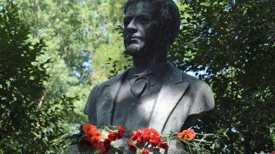 Днес се навършват 184 години от рождението на Васил Левски. Снимка Община Бургас