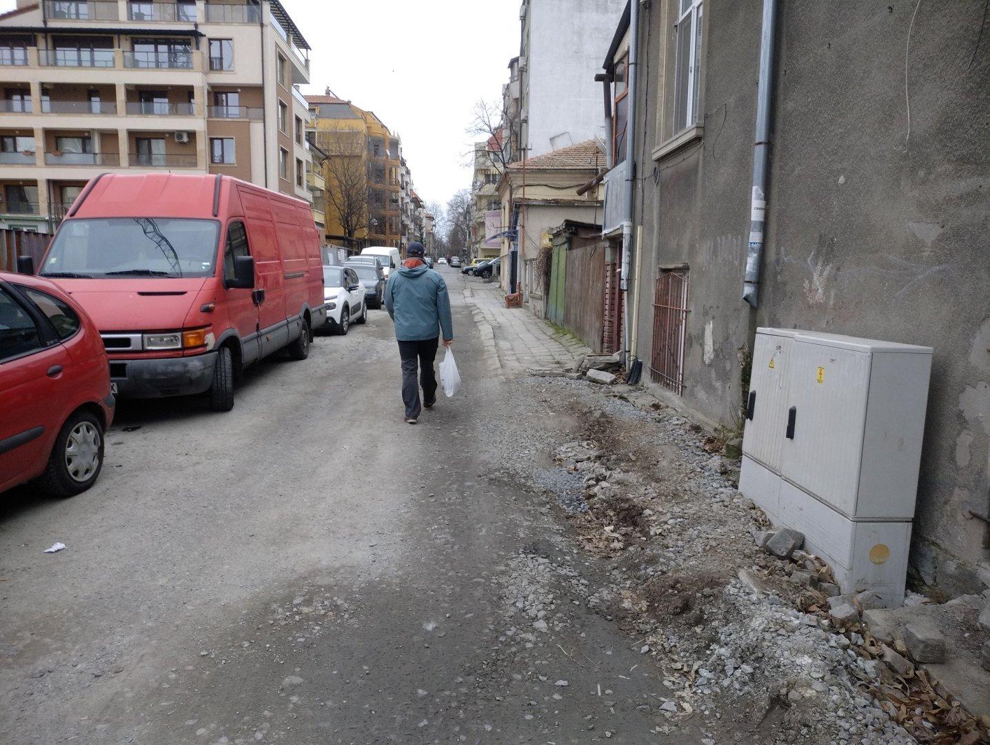 Ремонтните дейности ще се извършват на няколко етапа. Снимки Община Бургас