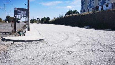 Паркингът ще се намира в близост до т.нар. Небостъргач. Снимки Община Бургас