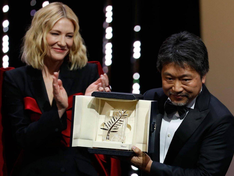 Хирокадзу Корееда получи наградата за най-добър филм в Кан през 2018 година