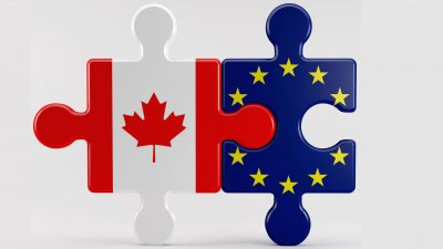 СЕТА е споразумение за свободна търговия между ЕС и Канада