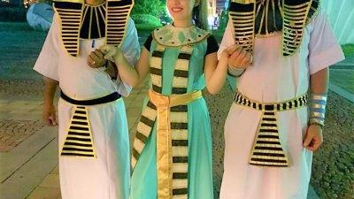 Вечер на Египет е част от новия фестивал в Бургас. Снимки Община Бургас