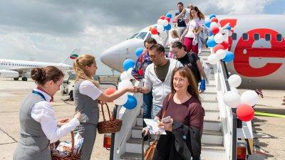 Чартърните полети ще подпомогнат туризма по Черноморието. Снимка Архив Черноморие - бг