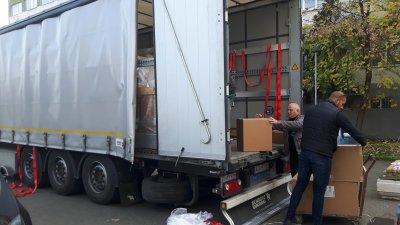 Дарение от 47 болнични легла и 200 кашона с медикаменти получи бургаската болница