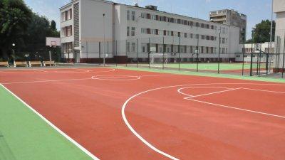 Площадката отговаря на съвременните европейски стандарти. Снимки Община Бургас