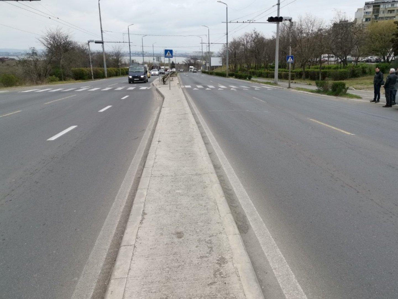 Ремонтът ще бъде извършен на четири етапа. Снимка Община Бургас