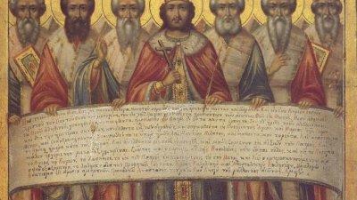 Тези светиапостоли от 70-те били избрани за дякони със Стефан, Филипи Николай
