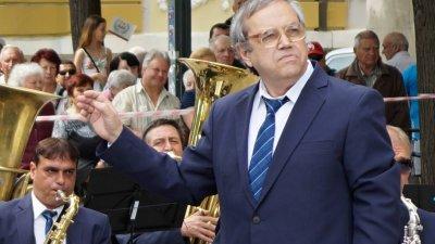 Христо Кожухаров бе диригент на оркестъра от 2014 година