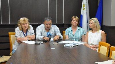 Българският отбор ще бъде съставен от 11 плувци - 6 момчета и 5 момичета, казаха организаторите. Снимка Община Бургас
