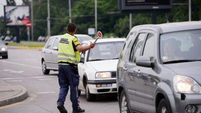 150 ще бъде глобата и за неспазване на предписанието на пътните знаци или пътната маркировка. Снимка Татяна Байкушева