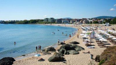 Три плажа са отдадени на концесия за срок от 20 години. Снимката е илюстративна