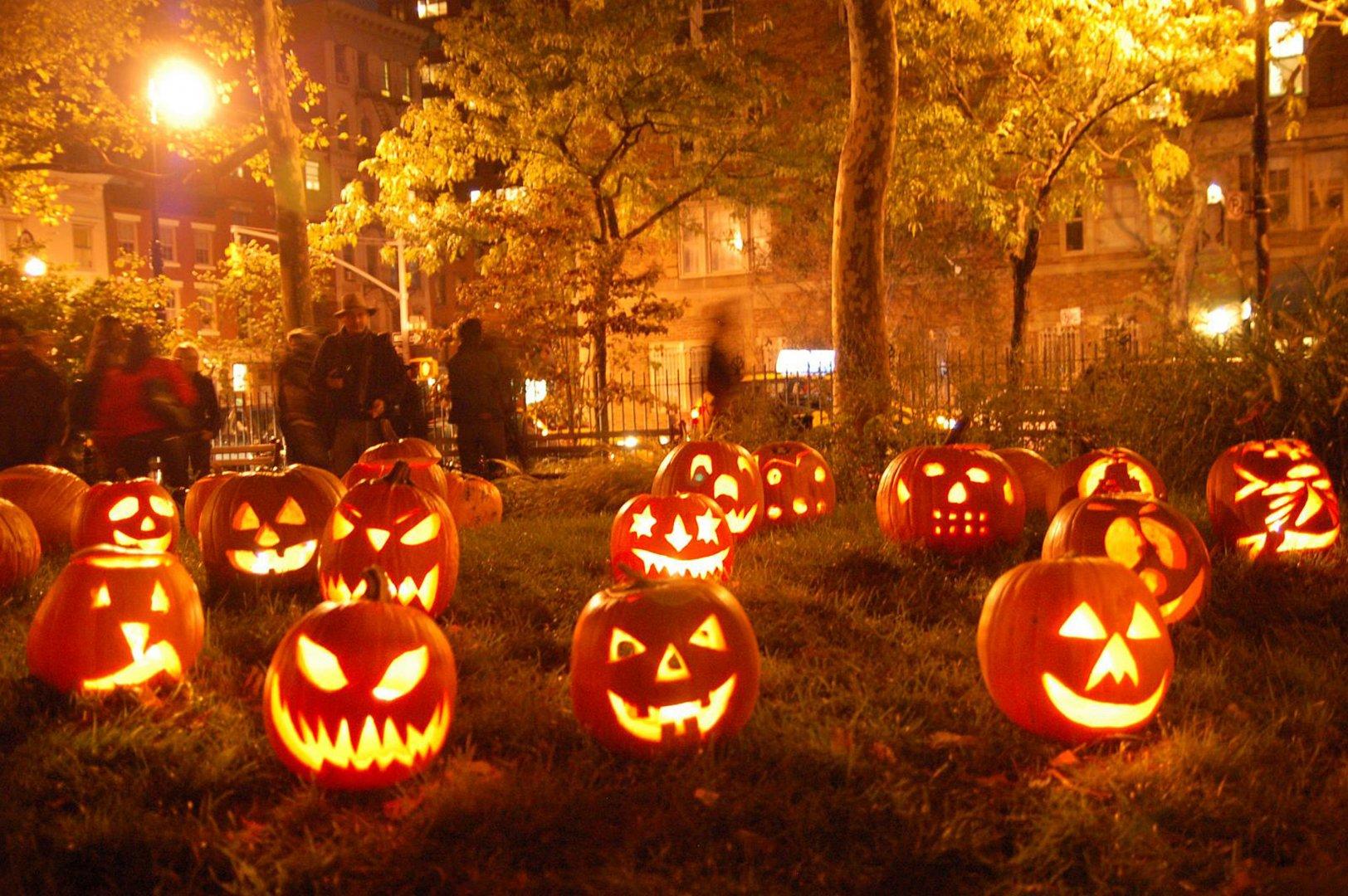 Хелоуин партито ще се проведе на 31-и октомври от 19.00 часа
