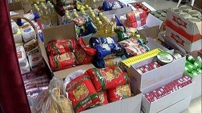 Хранителната помощ ще бъде раздавана еднократно. Снимката е илюстративна