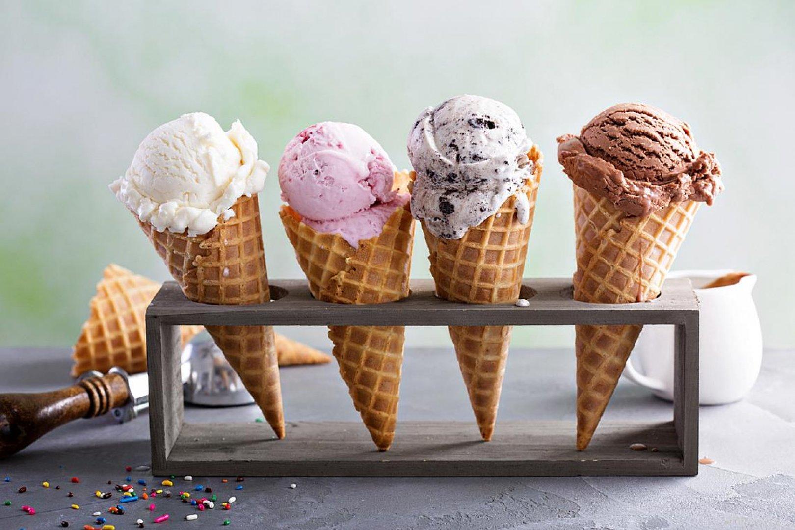 Фестивалът ще предложи разнообразие от марки сладолед. Снимката е илюстративна