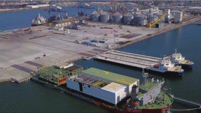 Една от проверките е на БМФ Порт Бургас