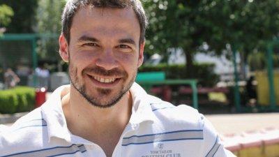 Ивайло Захариев ще се срещне с почитателите си първата фестивална вечер