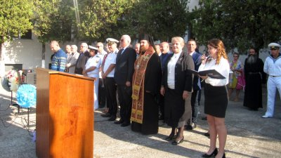 С тържествена церемония бе открита новата учебна година в Морското
