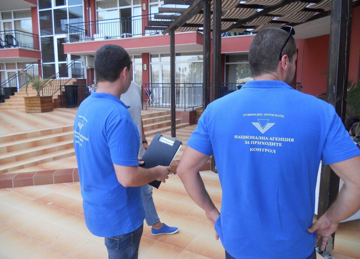 От НАП Бургас коментираха, че кампанията ще бъде изключително прецизирана. Снимката е илюстративна
