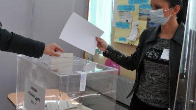 1 633 от имащите право на глас избиратели участваха в референдума