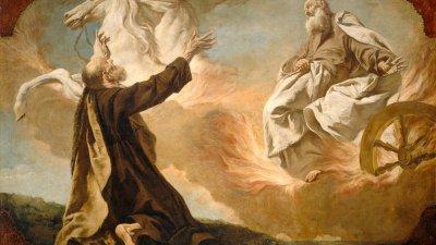 От всички старозаветни Божии угодници единствено на светипророк Илия са посветени безброй православни храмове