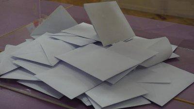 Освен с бюлетини, ще може да се гласува и машинно. Снимка Архив