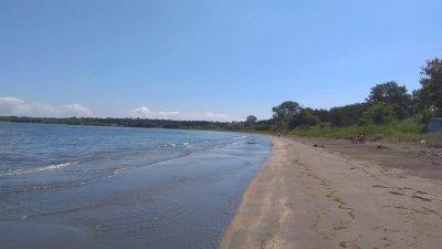 Инцидентът се е случил на неохраняемия плаж. Снимката е илюстративна