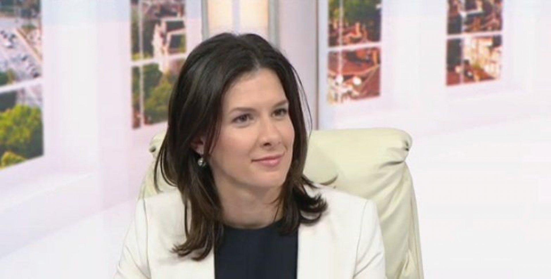Деница Желева е дъщеря на бившия депутат от ГЕРБ Румен Желев. Снимка OFFNews