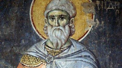 Като станал християнин, член на Божията църква, Корнилий оставил всичко и тръгнал с апостол Петър