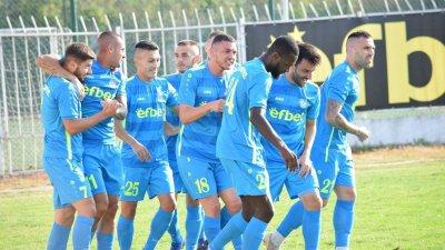 Поморийци ще играят срещу тима на Спартак - Плевен