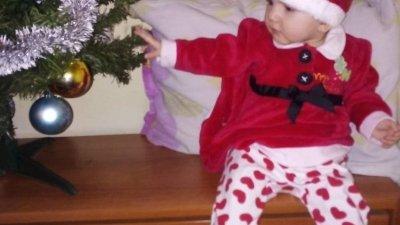 Дария е на шест месеца