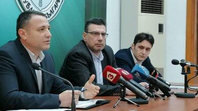 Това няма да да е изолирана операция, каза окръжният прокурор Георги Чинев (в средата). Снимки Лина Главинова