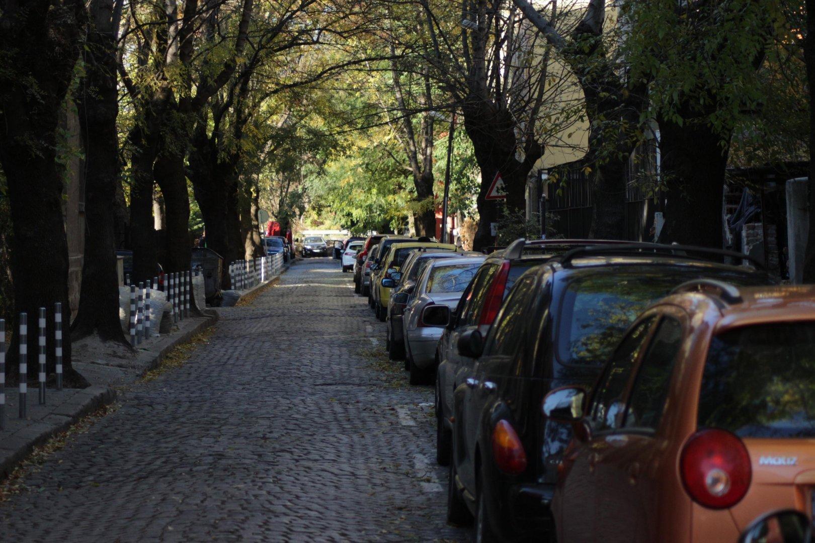 Старите автомобили, излезли от употреба, не трябва да заемат места за паркиране. Снимката е илюстративна