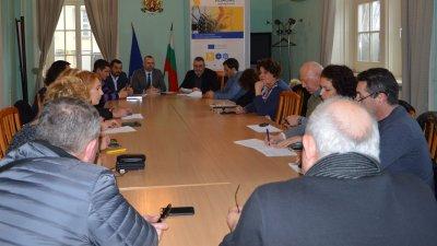 Решението е взето на заседание на Оперативния щаб за борба с грип и остри респираторни заболявания. Снимка Областна управа