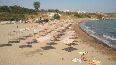 За плаж Сарафово минималното годишно възнаграждение е 45 502 левабез ДДС. Снимка Архив