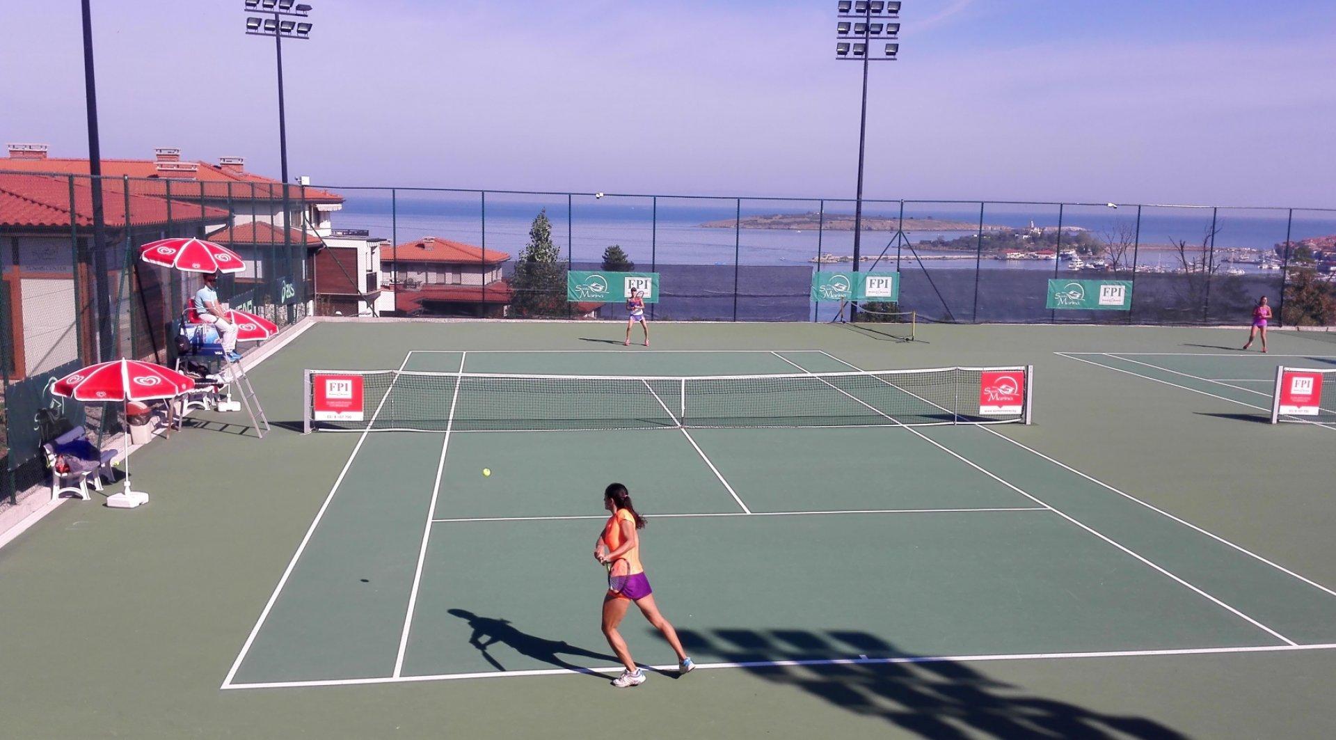 Тенис турнирът продължава и на 6-и октомври