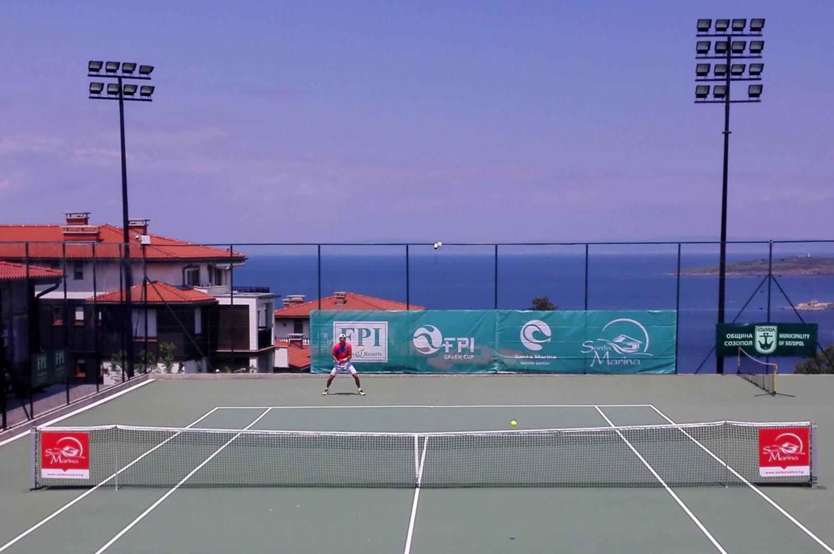Александър Донски е българският фаворит за полуфиналите на международния турнир Санта Марина Къп