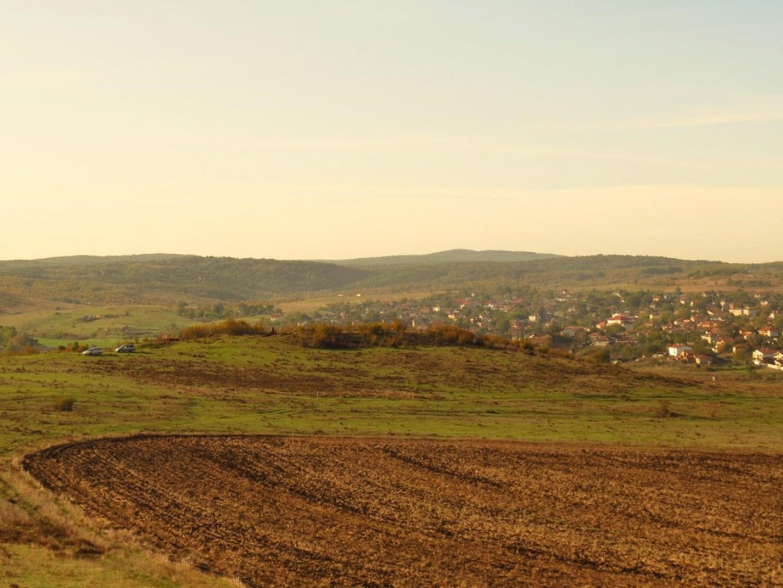 Край село Извор бе беше разкрит непознат до скоро обект – тракийски укрепен дом, вероятно на местен аристократ. Снимка РИМ - Бургас