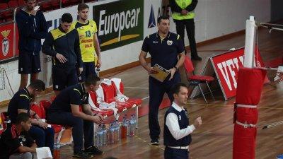 48-годишният Николай Желязков е новият старши треньор на волейболния шампион