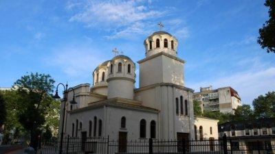 Един от храмовете във Варна носи името на свети Прокопий