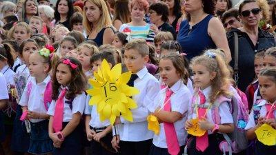 Първият учебен ден тази година е на 16-ти септември. Снимка Община Варна
